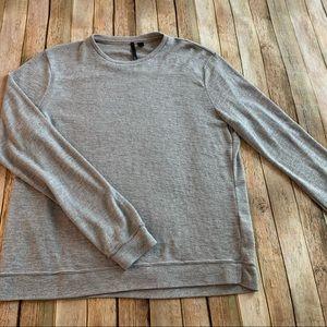 Joe's jeans men's long sleeve pullover sweater